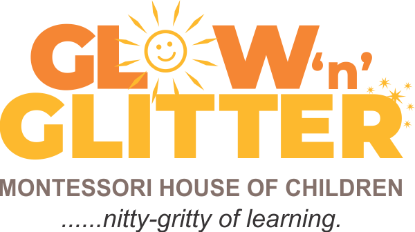 GLOW N GLITTER, Montessori House of Children