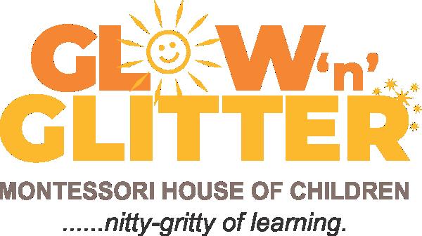 GLOW N GLITTER, Montessori House of Children